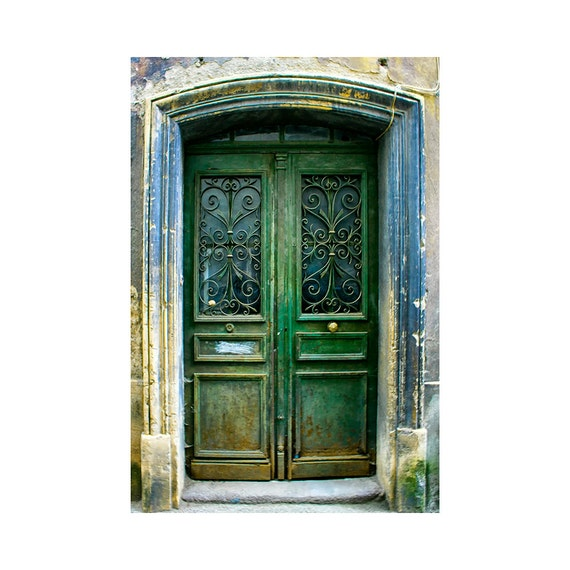 Items Similar To French Country Decor Door Photography