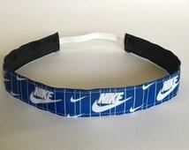 Nike inspired NON SLIP/No slip Headband