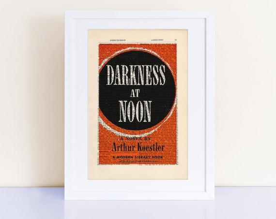 darkness at noon harold krents thesis