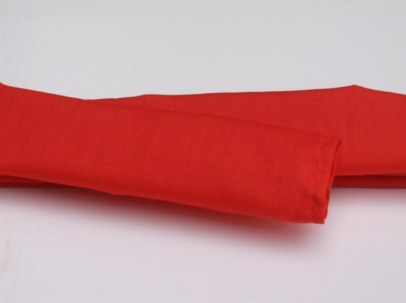 red cotton fabric cord cover variety of sizes. Black Bedroom Furniture Sets. Home Design Ideas