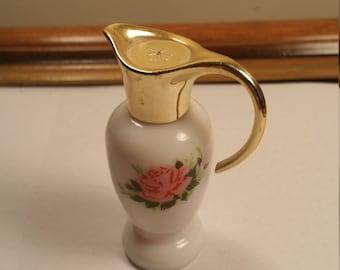 Vintage Avon Perfume Bottle w/Perfume