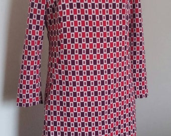 Sassy dress from the 70s