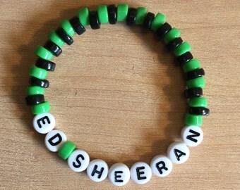 ed sheeran bracelet