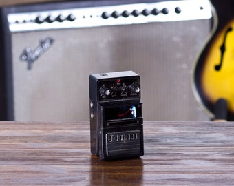 Image IFL-9 Flanger Guitar Effect Pedal Yorkville like Arion or Maxon Made in Japan 80's RARE
