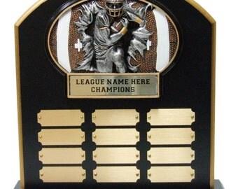 Golden Arch Fantasy Football Perpetua Trophy