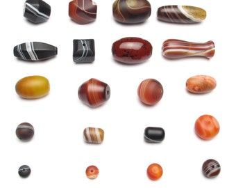 DIY Wrapping Eye of Heaven Agate Beads for Bracelet/Necklace-WEN35692671175-GVN