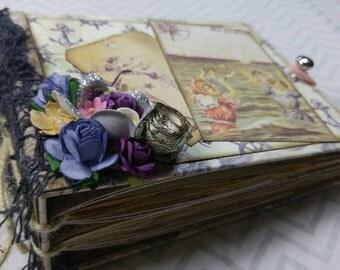 French Rivera Mini Journal