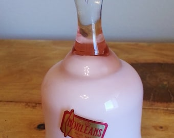 Vintage Norleans Hand Made Glass Bell