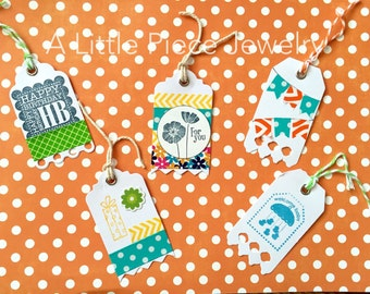 Multiple Occasions Gift Tags Set 2