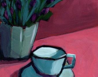 Print:049 - Morning Tea