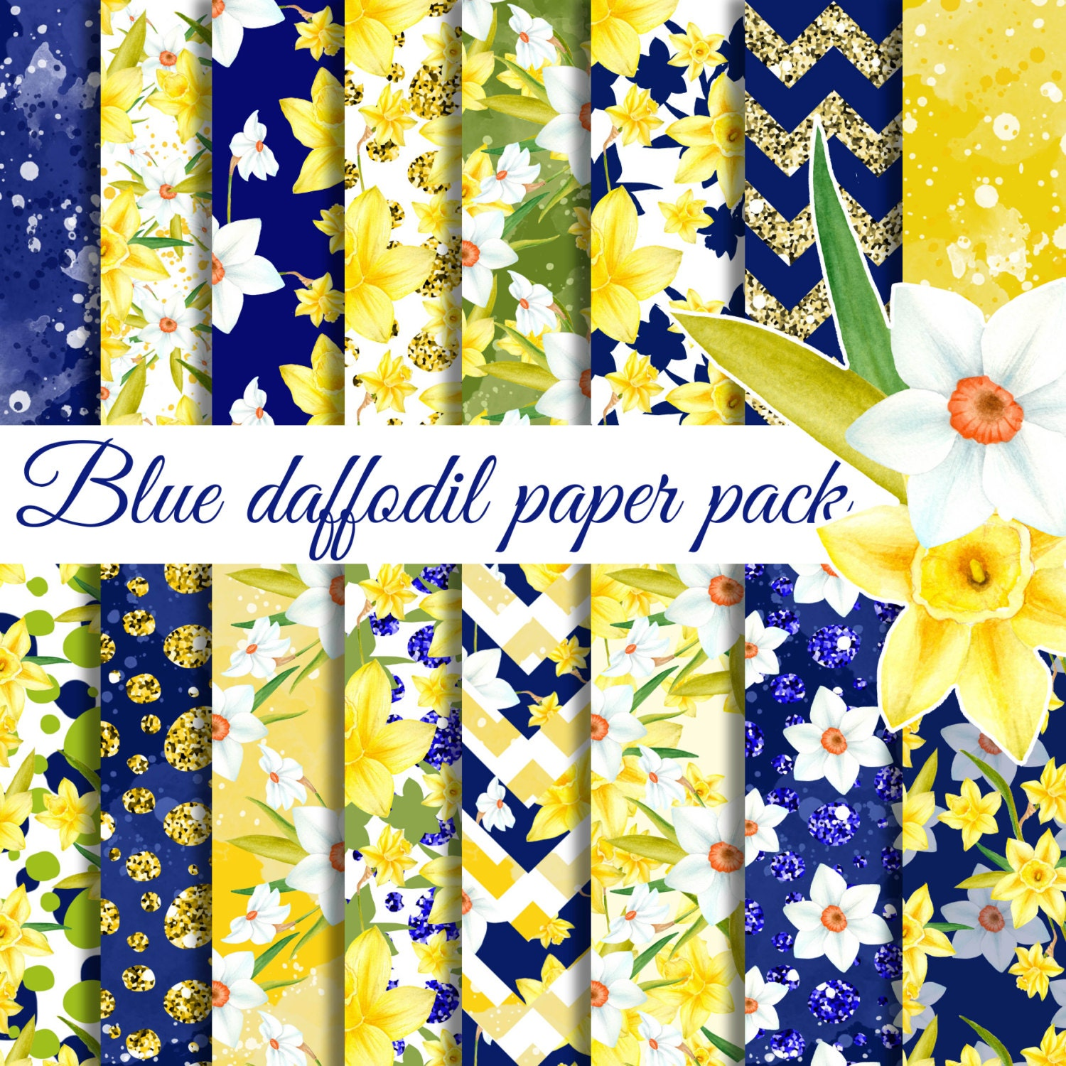 How to scrapbook with glitter paper - This Is A Digital File