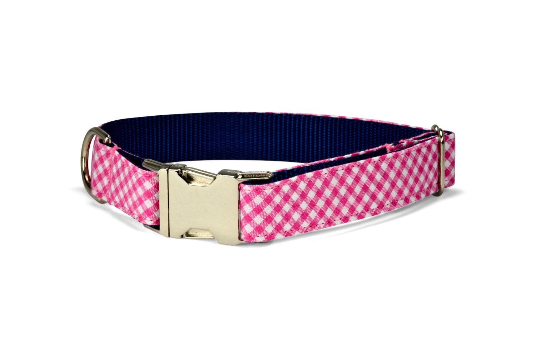 Girly Name Dog Collars