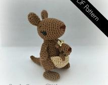 Beliebte Artikel f?r crochet kangaroo auf Etsy
