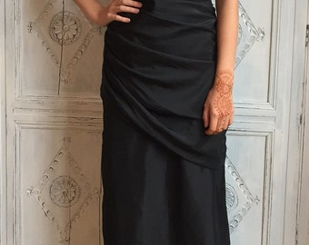 Vintage After Six Prom Dress 1980/90s Size 6-8