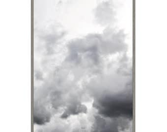 head in the CLOUDS - A3 Artprint - Poster