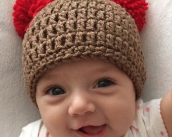 Baby Hat, Crocheted