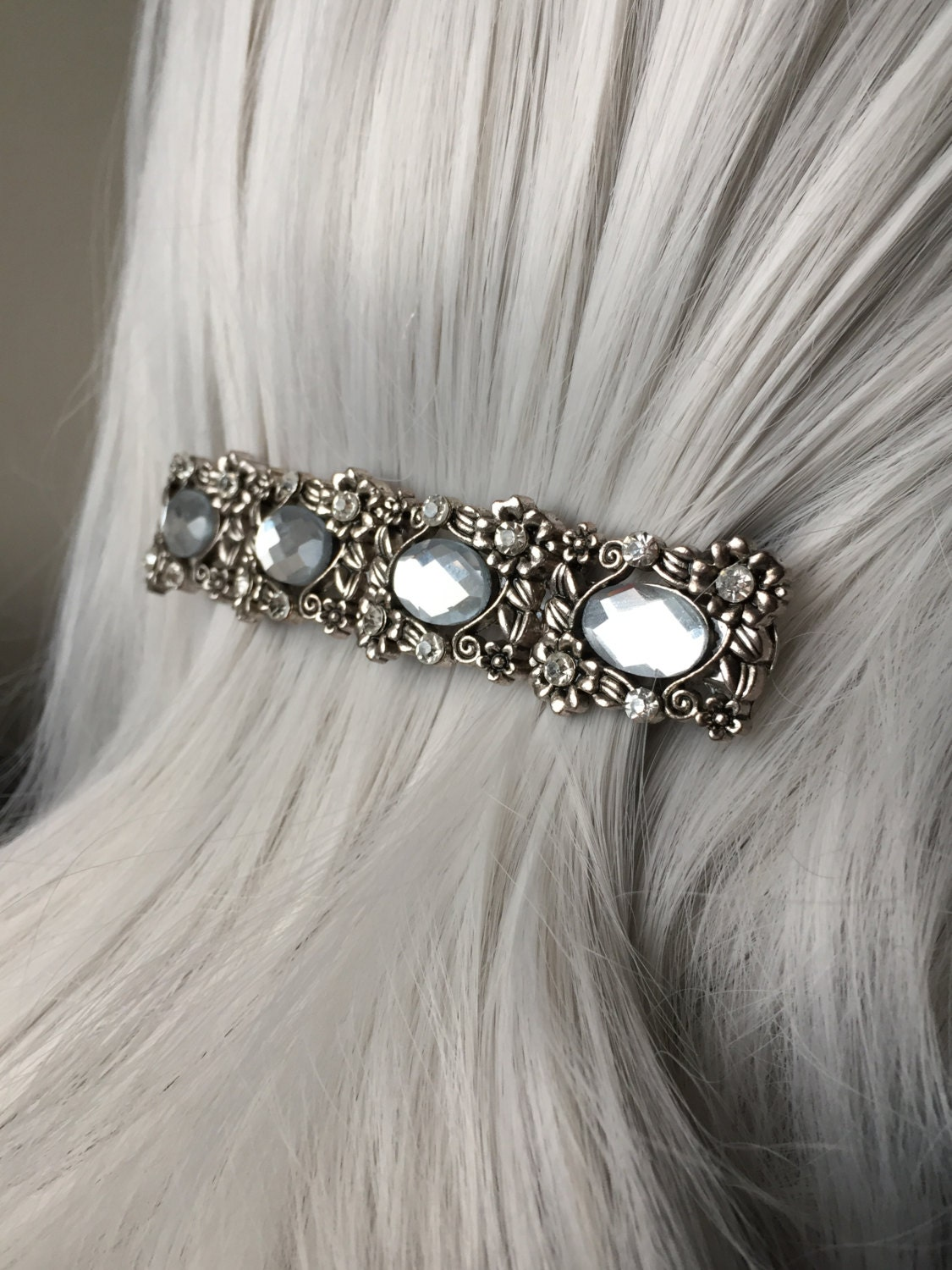 Wedding Thick Hair Clip Hair Clips For Women Woodlands