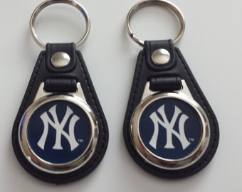 NEW YORK YANKEES  keychain 2 pack