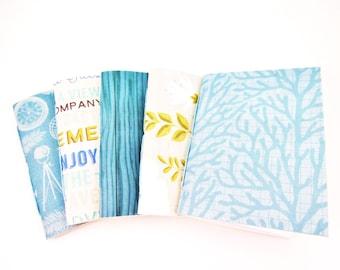 Travelers Notebook Refills, Bullet Journals, Beach Notebooks, Fauxdori Insert Set, TN Inserts, Dori Notebooks, Sea Themed Travel Journals
