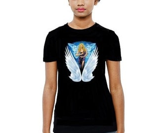 WINGED ANGEL T-SHIRT