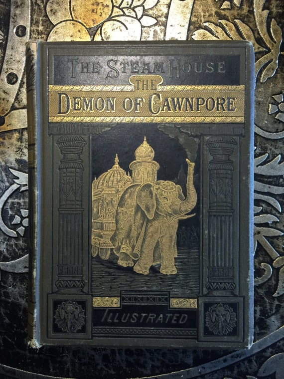 The Demon of Cawnpore, Ju...