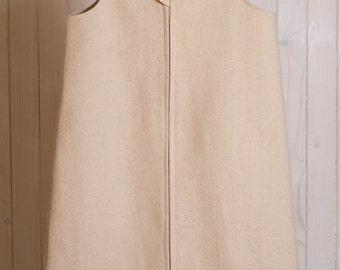 SALE 20% OFF / Wool Baby Sleeping Bag / Sleepsack
