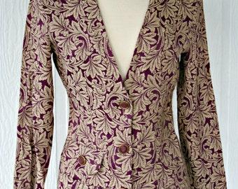 Dann Joy Fashions Pink Ruffled Dress
