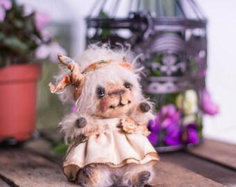 Marfa - OOAK Teddy Bear