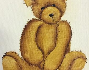 Little Bear e-pattern pack