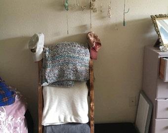 Blanket Ladder Rack