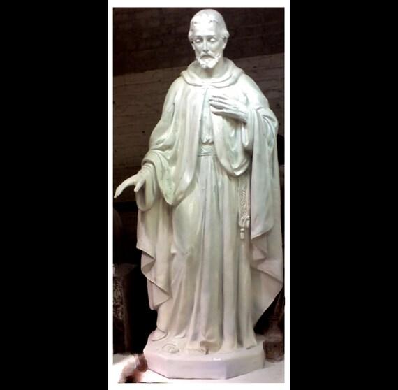 "St. Matthew Apostle 60"" Fiberglass Catholic Christian Religious Statue"