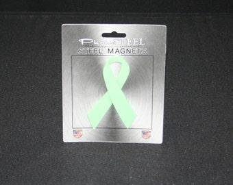 Magnet Lime Green Ribbon