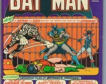 Batman 256 Jun 1974 VG+ (4.5)