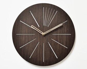 Designer Wall Clocks designer wall clock | etsy
