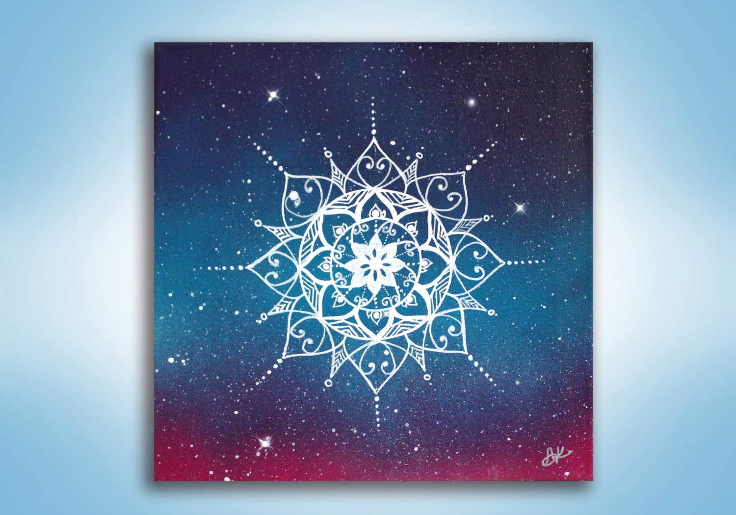 Mandala Painting Inspirational Painting Spray Paint Art