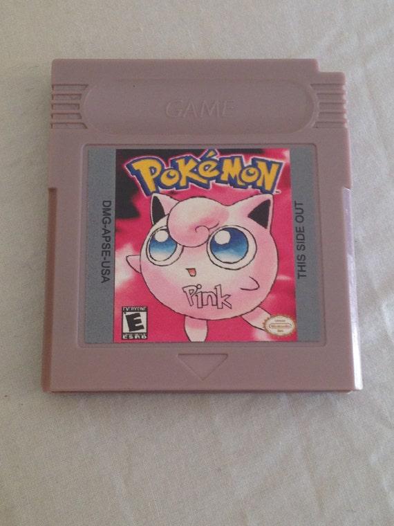 pokemon video games pink - photo #6