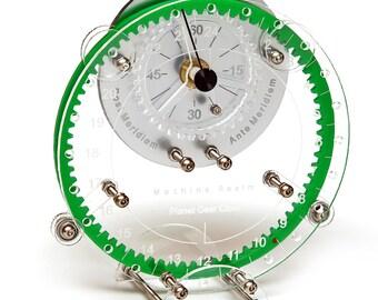 Planet Gear Clock