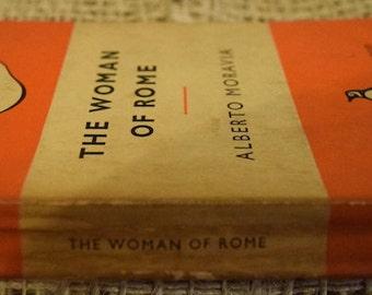 The Woman of Rome. Alberto Moravia. Penguin Books.