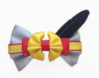 Dumbo Disney Character Inspired Circus Hair Bow