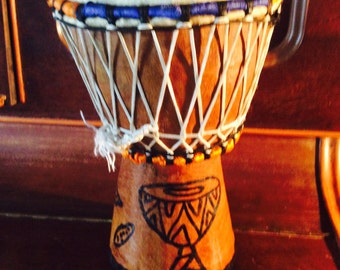 African Djembe Hand Drum ON SALE