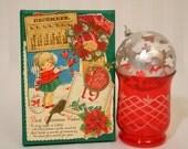 Green Vintage Christmas