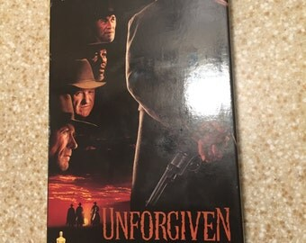 The Unforgiven Etsy