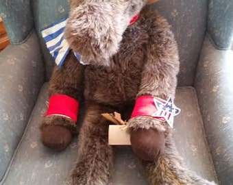 Tilly Collectibles Lenior The Donkey Election Theme Democratic