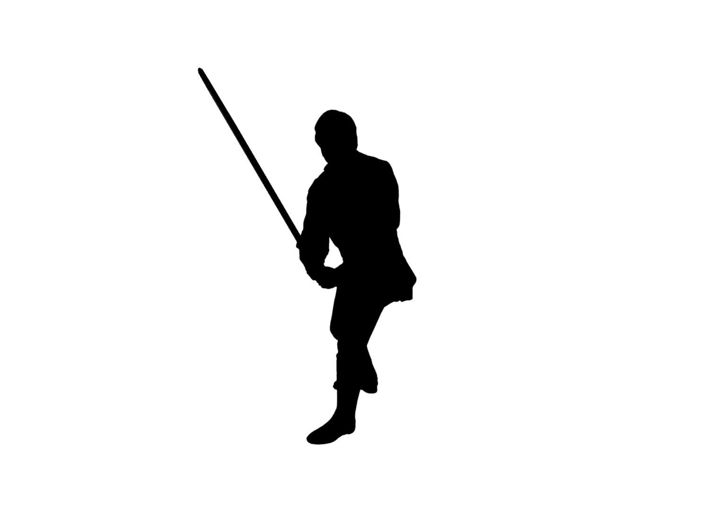 Luke Skywalker Vinyl Decal Star Wars by JediVinylDesign on ...