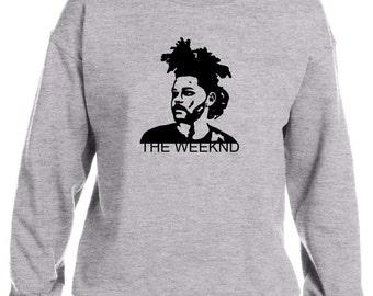 The Weeknd Inspired EXCLUSIVE Unissex Sweatshirt  ON SALE.