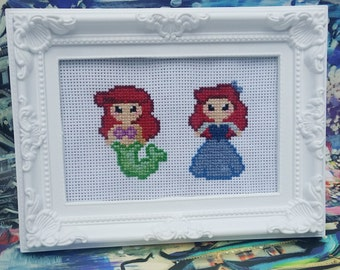 Disney's The Little Mermaid (Ariel) Cross Stitch
