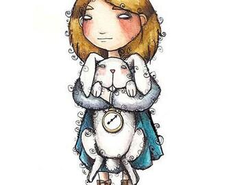 Alice // Print