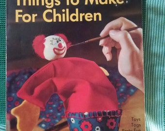 Sunset Book Things to Make For Children
