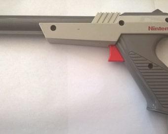 NES Zapper Gun, Grey