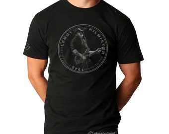 Lemmy t-shirt by VKG